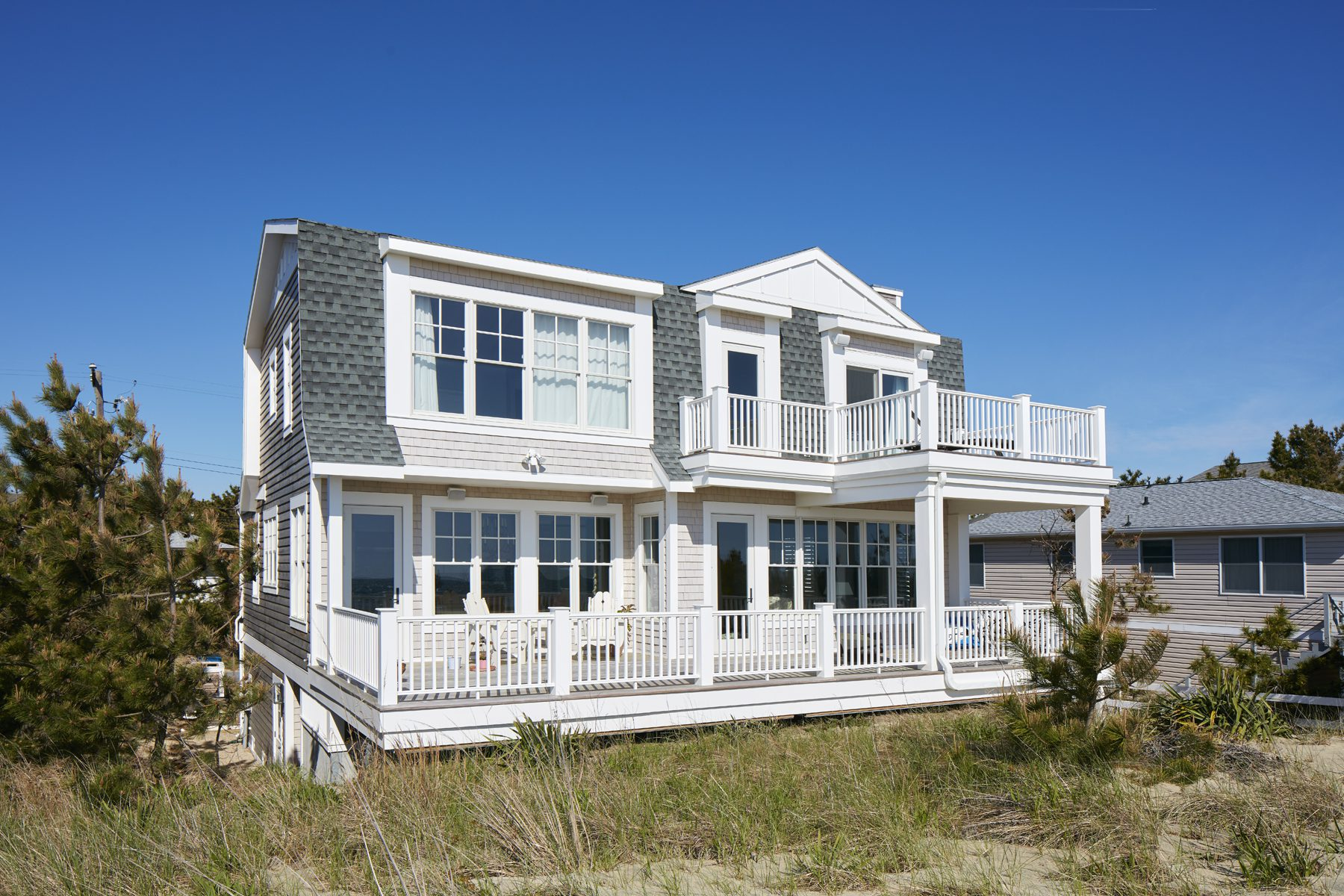 As good as it gets custom beach house by marnie homes for Custom beach house