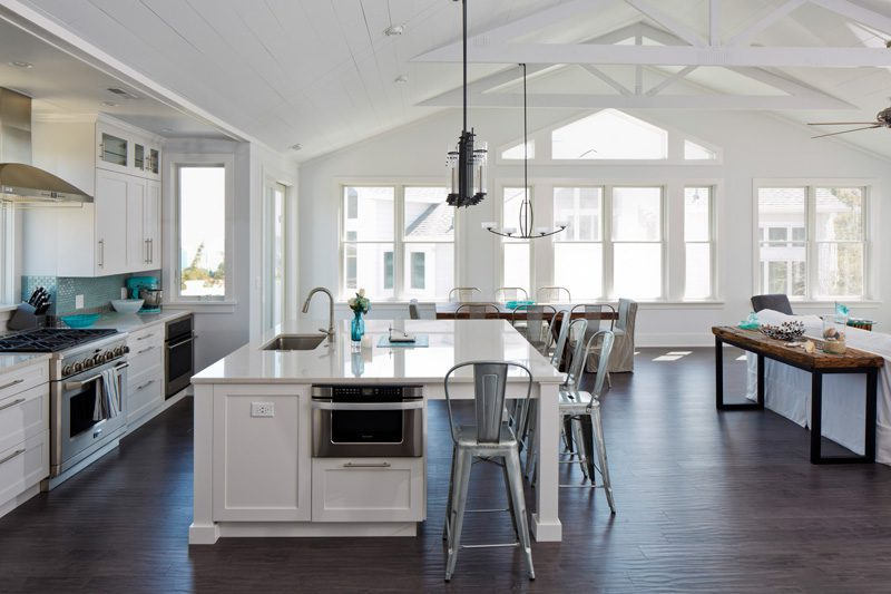 Homebuilding 101 The Kitchen Island Of Your Dreams Marnie Custom Homes
