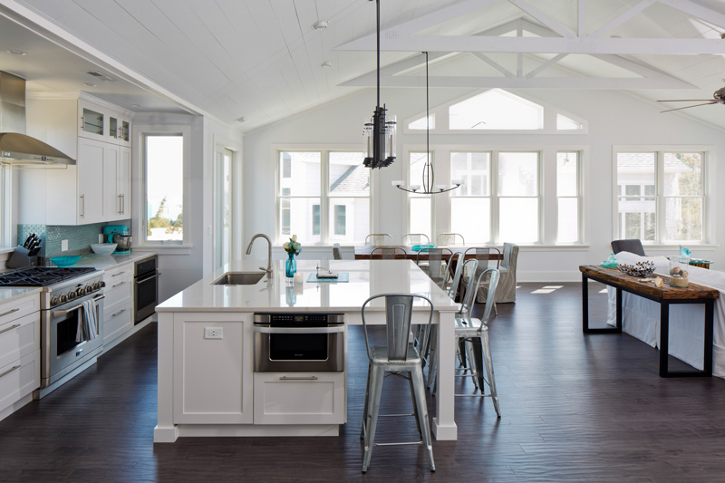 Homebuilding 101 The Kitchen Island Of