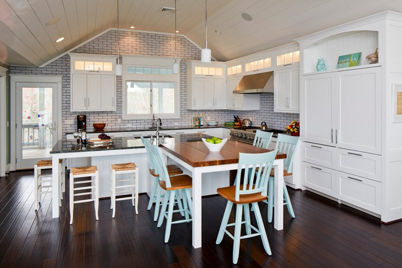 Homebuilding 101 The Kitchen Island Of Your Dreams Marnie Custom