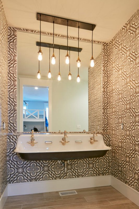14 Times Bathroom Tile Stole The Show | Marnieu0027s Notebook